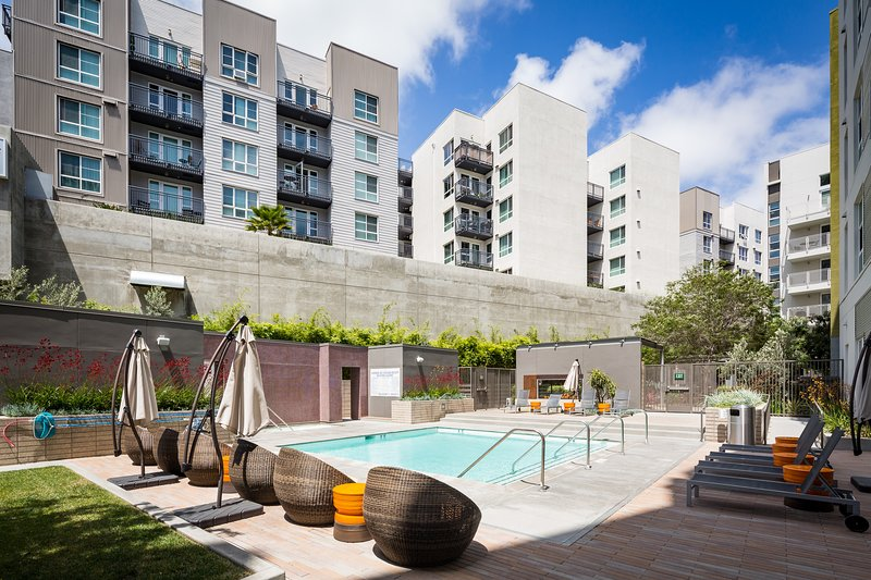 Stay Alfred San Diego Vacation Rentals Pool - Amazing G Street Apartment by Stay Alfred - San Diego - rentals