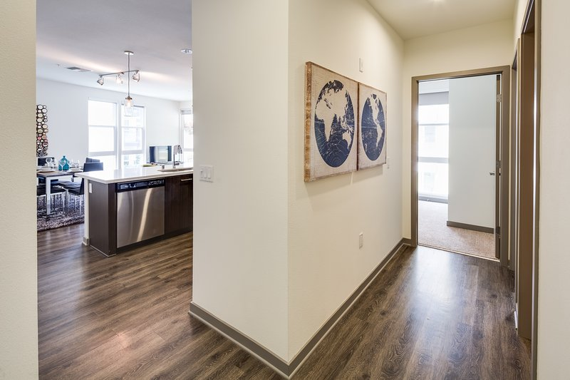 Stay Alfred San Diego Vacation Rentals Hallway - Phenomenal G Street Apartment by Stay Alfred - San Diego - rentals