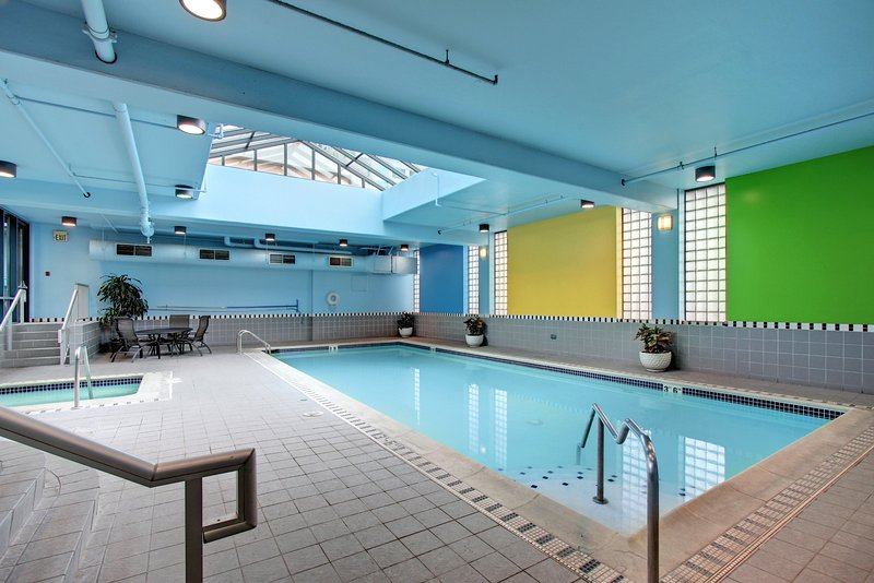 Stay Alfred Seattle Vacation Rentals Community Pool - Captivating 1st Avenue Apartment by Stay Alfred - Seattle - rentals