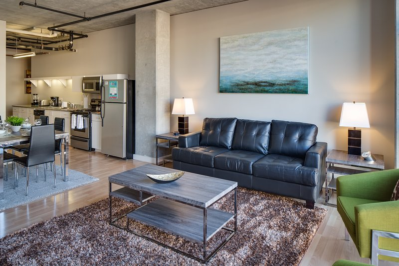 Stay Alfred San Diego Vacation Rentals Living Room - Amazing 6th Avenue Apartment by Stay Alfred - San Diego - rentals