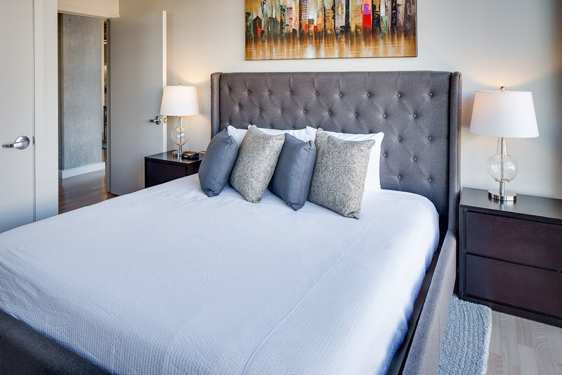 Stay Alfred San Diego Vacation Rentals Bedroom - The Lofts @ 655 Sixth 413 L63 - San Diego - rentals