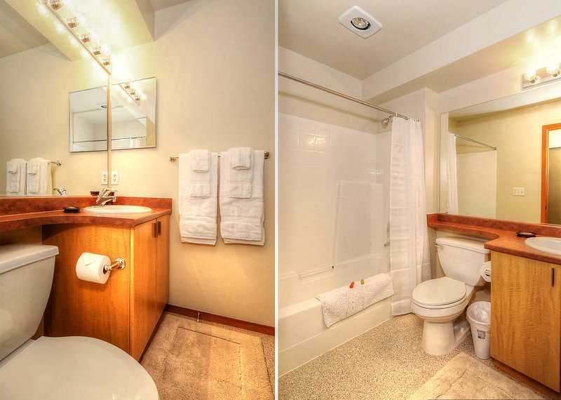 Stay Alfred Seattle Vacation Rentals Bathroom - Captivating 4th Avenue Apartment by Stay Alfred - Seattle - rentals