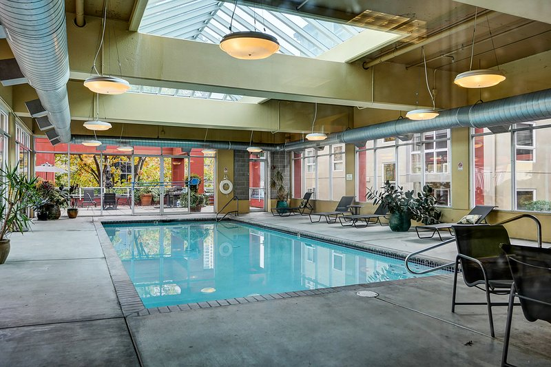 Stay Alfred Seattle Vacation Rentals Pool - Amazing Wall Street Apartment by Stay Alfred - Seattle - rentals