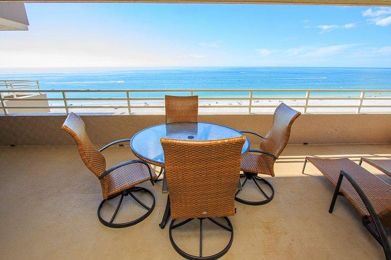 Balcony - Som 814 - Somerset - Marco Island - rentals