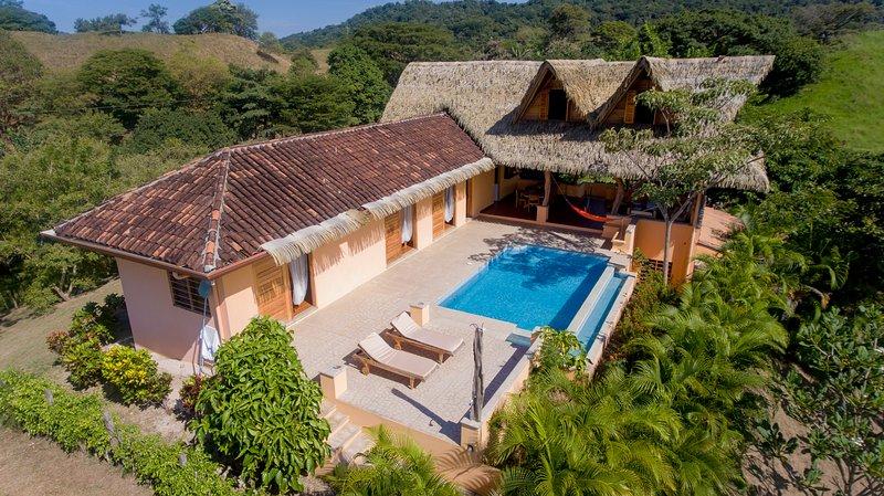 Sunset Villa, Playa Guiones, Nosara. Stunning view - Image 1 - Nosara - rentals