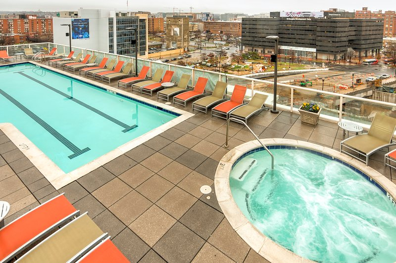 Stay Alfred Washington D.C. Vacation Rentals Rooftop Pool - Attractive Massachusetts Avenue Apartment by Stay Alfred - Washington DC - rentals