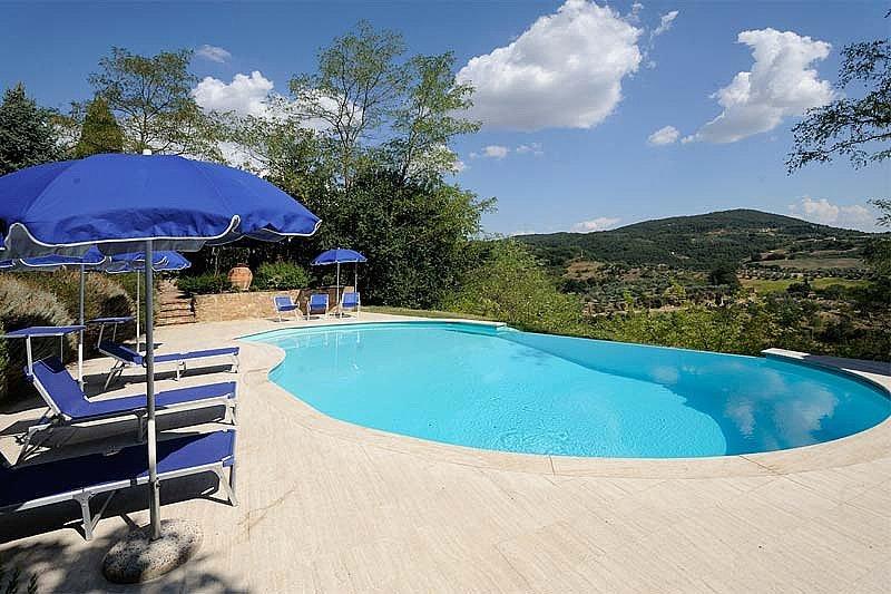 Villa Leopoldo D - Image 1 - Montisi - rentals