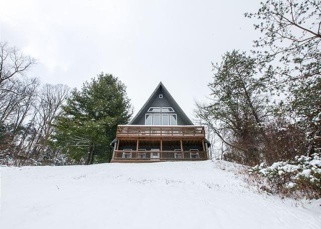 Fallswood Lodge | Hocking Hills - Image 1 - Logan - rentals