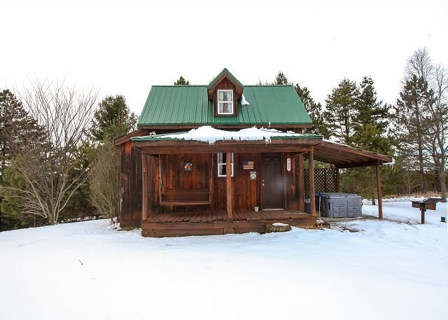 A Rustic Cabin For Two. - Image 1 - McArthur - rentals