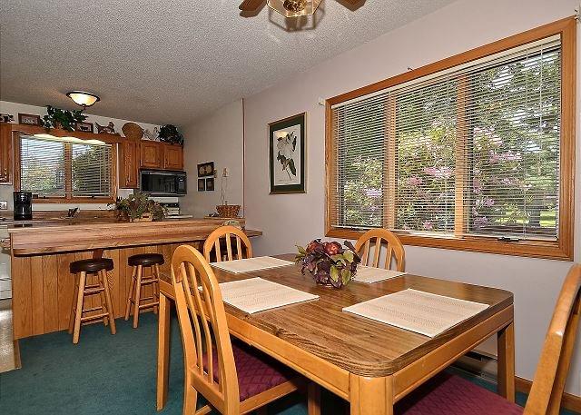 Dining Kitchen - Deerfield Village 065 - Davis - rentals