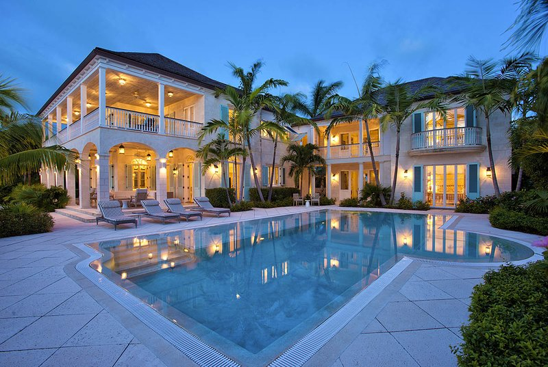 Amazing Grace, Sleeps 10 - Image 1 - Grace Bay - rentals