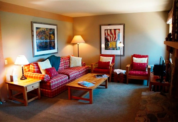 Ski-in, Ski-out Corner Unit With View - Listing #278 - Image 1 - Mammoth Lakes - rentals