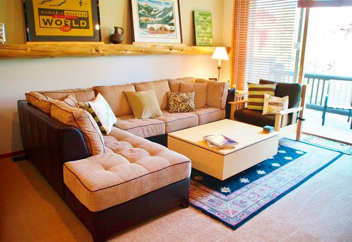 Beautiful and Bright Snowcreek Townhome - Listing #305 - Image 1 - Mammoth Lakes - rentals