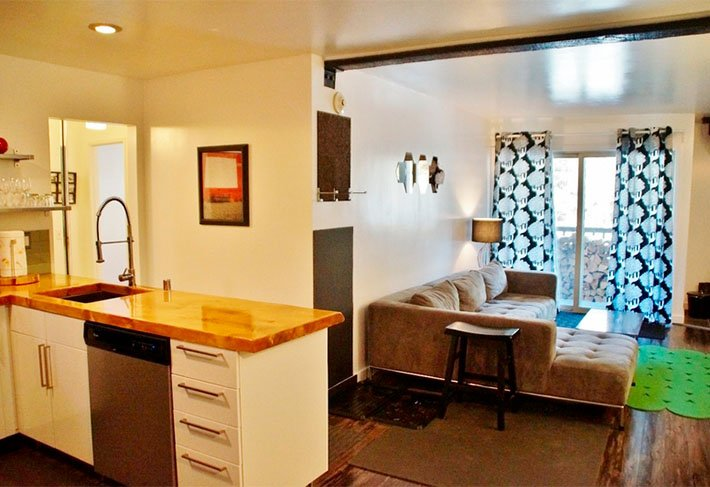 Modern Canyon Retreat - Listing #329 - Image 1 - Mammoth Lakes - rentals