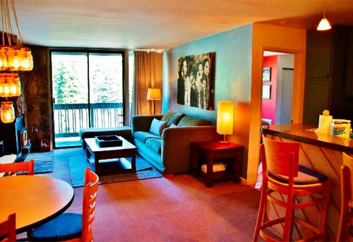 Family-Friendly Condo - Listing #337 - Image 1 - Mammoth Lakes - rentals