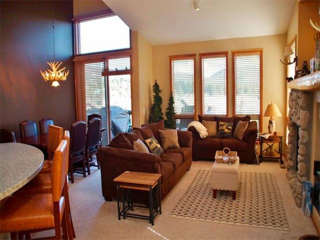 Snowcreek V Townhouse - Listing #350 - Image 1 - Mammoth Lakes - rentals