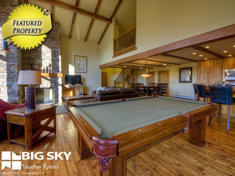 Big Sky Resort | Black Eagle Lodge 30 - Image 1 - Montana - rentals
