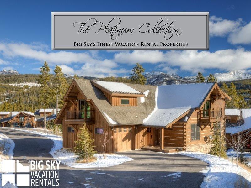 Big Sky Resort | Powder Ridge Cabin 2A Oglala - Image 1 - Big Sky - rentals