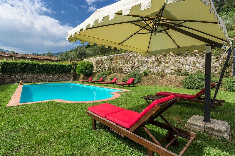 Large Luxury Villa in Tuscany Near Lucca with Chef Service - Villa di Vorno - Image 1 - Capannori - rentals