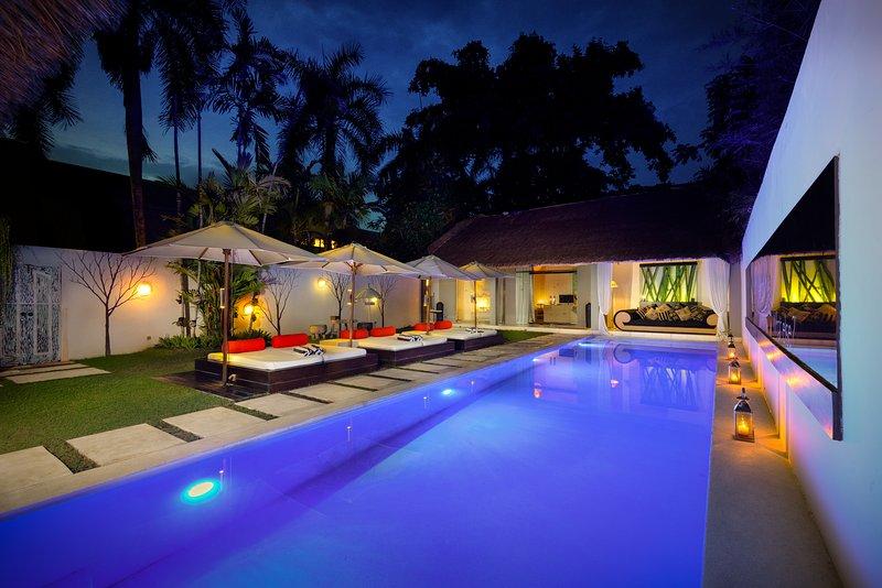Luxury 4 Bedroom Villa in Central SEMINYAK - Close to Eat Street and Shop - Image 1 - Seminyak - rentals