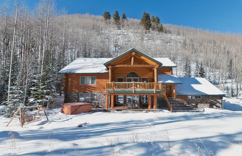 Winter View - Aspen Meadow Lodge - Breckenridge - rentals