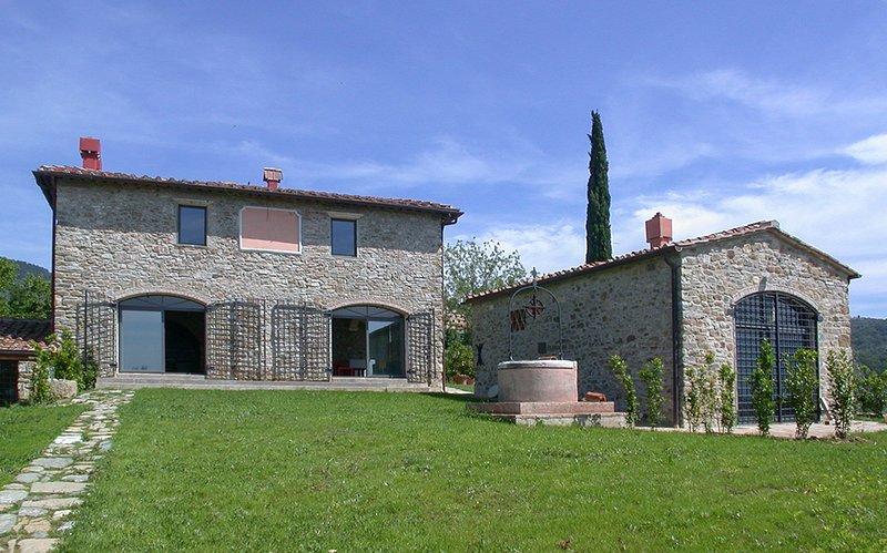The villa - Villa Morgiano 14 - Antella - rentals