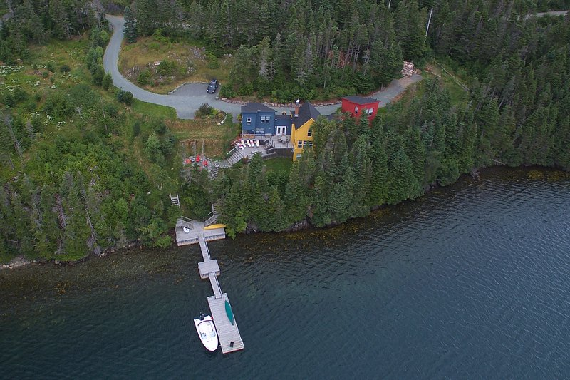 Goose Cove Retreat - Image 1 - Trinity - rentals