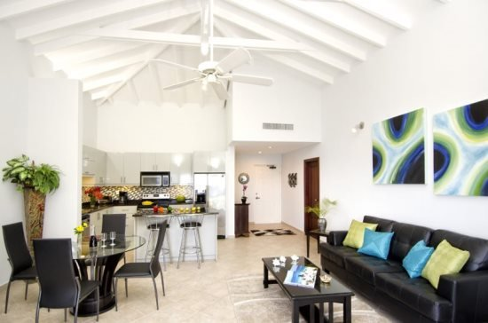Atlantica Beach Resort Condo - Unit 15 B *Dawn Beach* - Image 1 - Sint Maarten - rentals