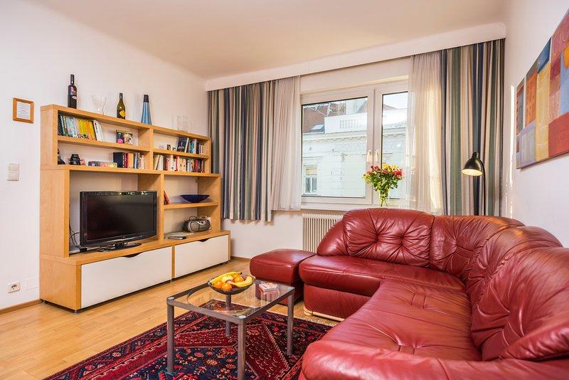 Spacious flat ApF21/18 - Image 1 - Vienna - rentals
