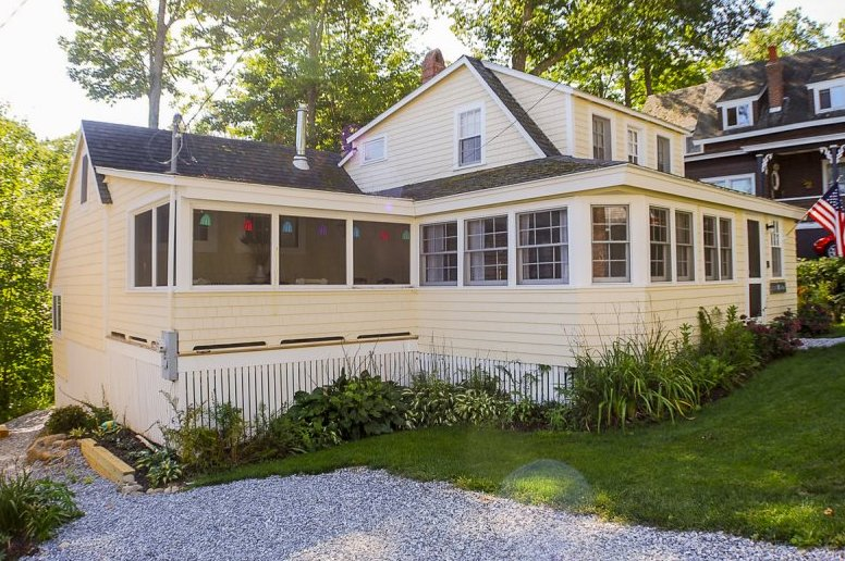 LUV Cottage with parking spot - The LUV Cottage, Northport, Maine (in Bayside) - Northport - rentals