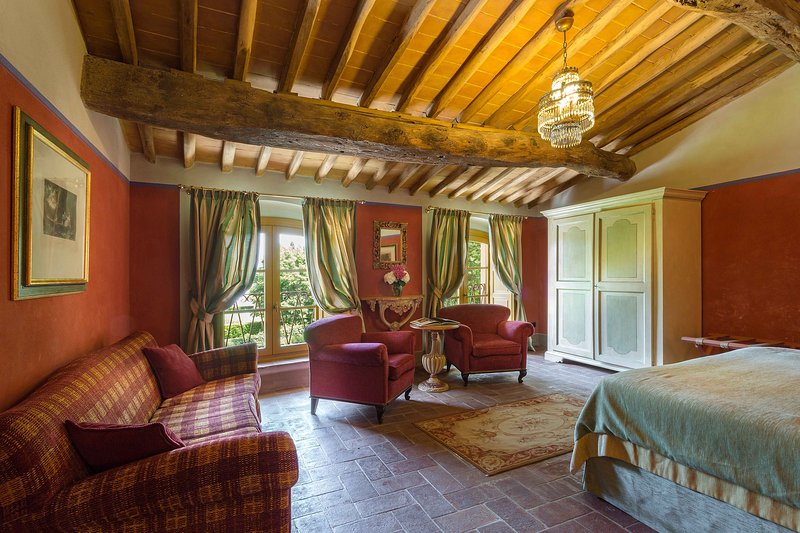 Luxury Villa in Tuscany South of Lucca - Villa Allegra - Image 1 - Vorno - rentals