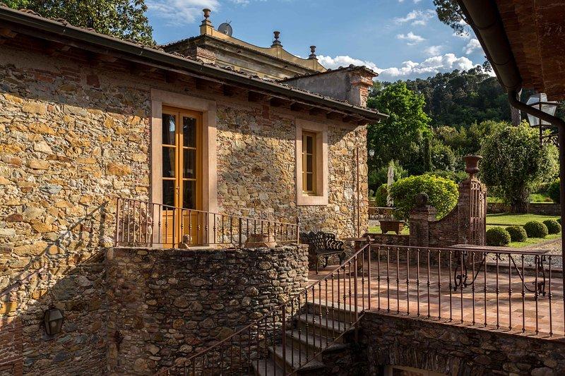Large Luxury Villa Near Lucca with Pool and Staff - Borgo di Vorno - Image 1 - Capannori - rentals