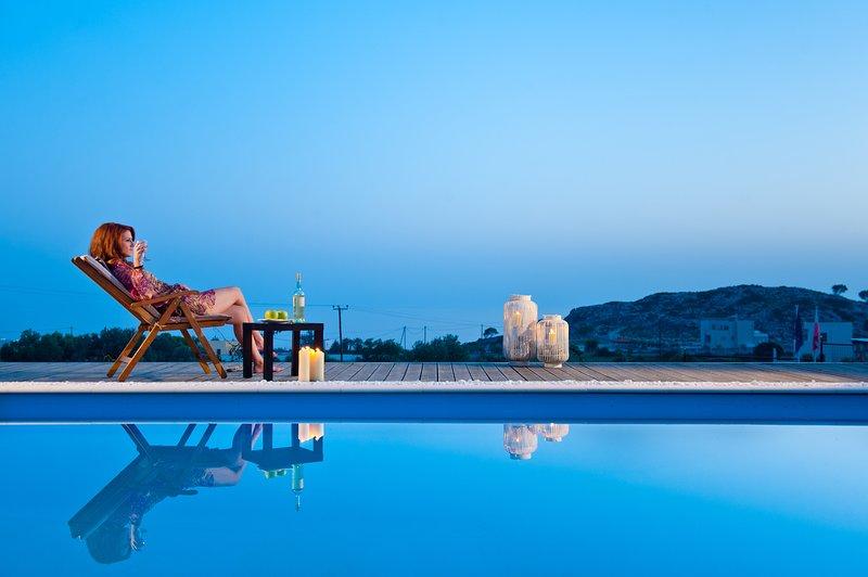Villa Emmanouela - Spilia Bay Villas and Spa - Image 1 - Pefkos - rentals