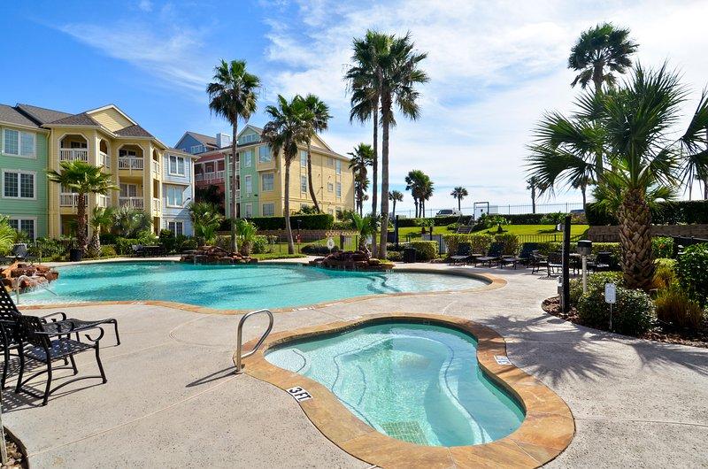 Amenity - The Dawn Hot Tub - Absolute Paradise - Galveston - rentals