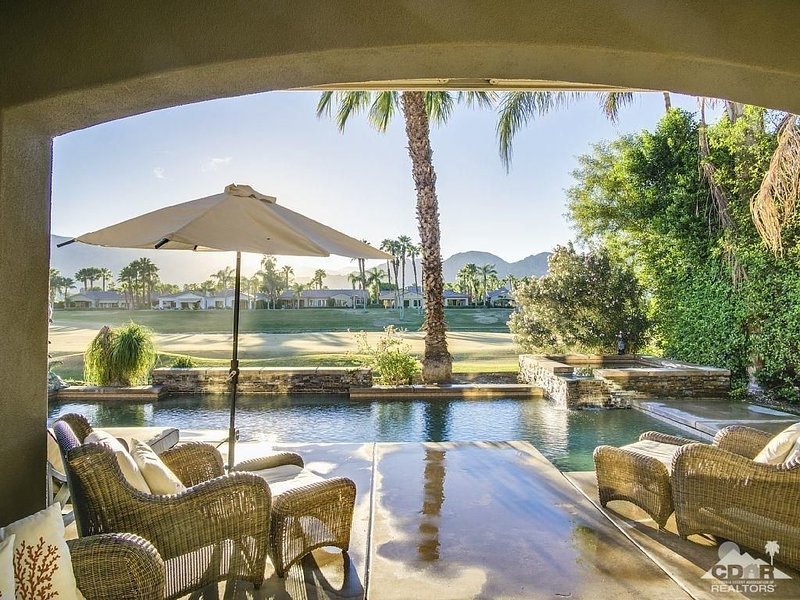 Luxury Living ! With Breath Taking Mountain View! - Image 1 - La Quinta - rentals