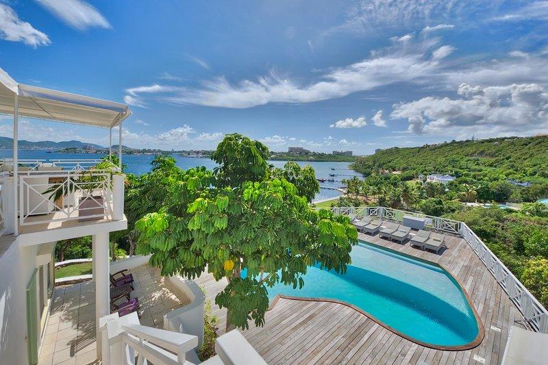 Villa Savage - Image 1 - Saint Martin-Sint Maarten - rentals