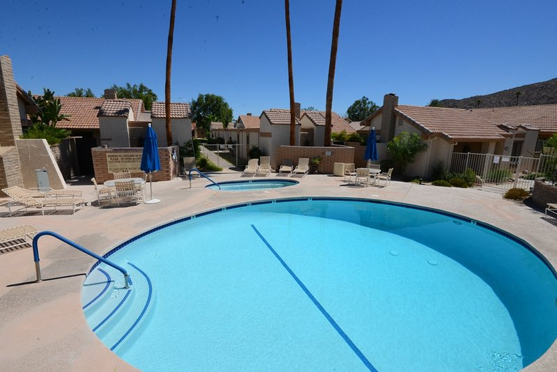 Canyon Sands  Beauty - Image 1 - Palm Springs - rentals