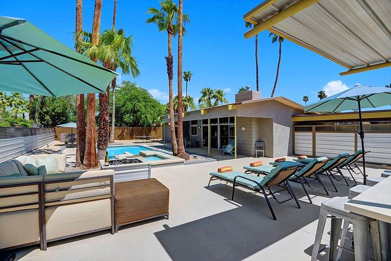 Oranj Twist - Image 1 - Palm Springs - rentals