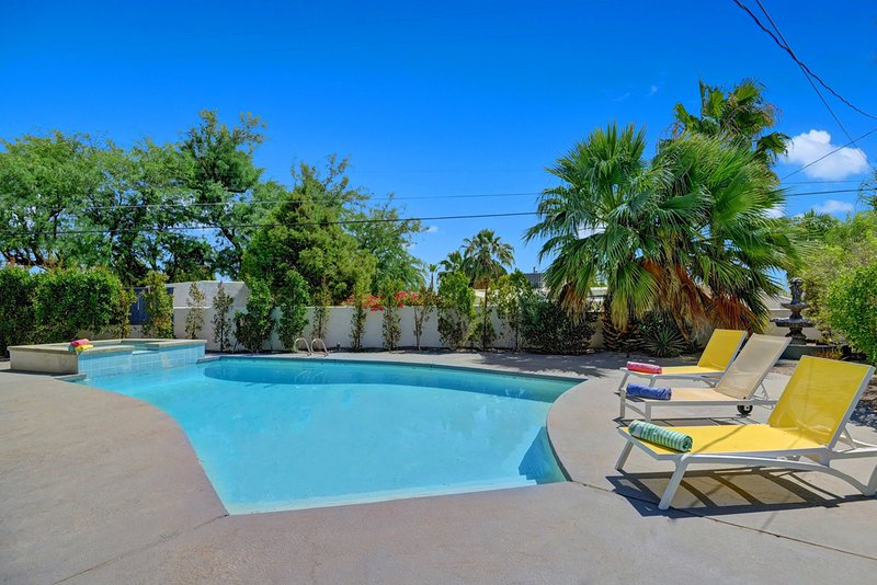 The Pool Pad - Image 1 - Palm Springs - rentals