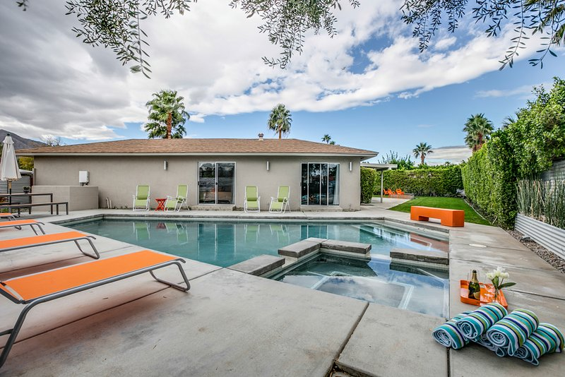Casa Borealis - Image 1 - Palm Springs - rentals