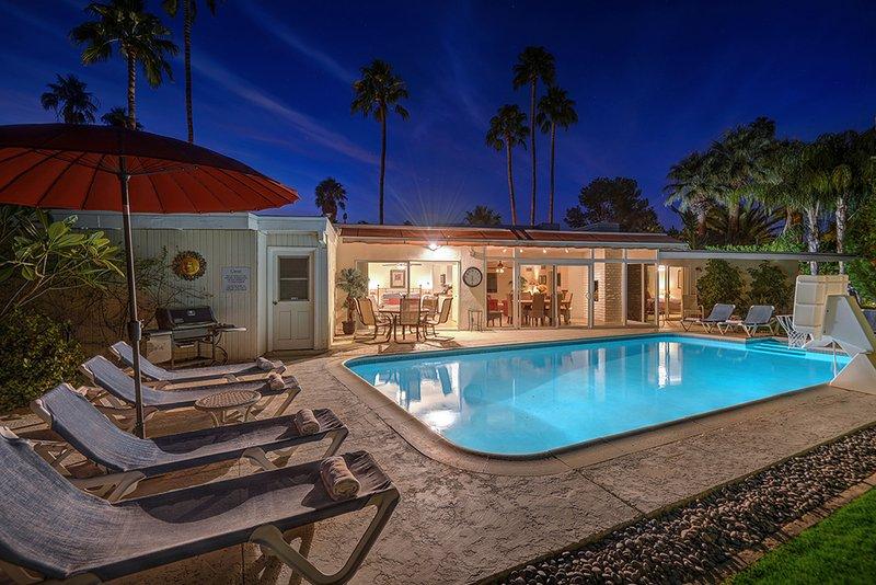 Villa del Sol - Image 1 - Palm Springs - rentals