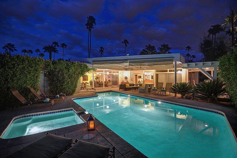 Deepwell Sanctuary del Sol - Image 1 - Palm Springs - rentals