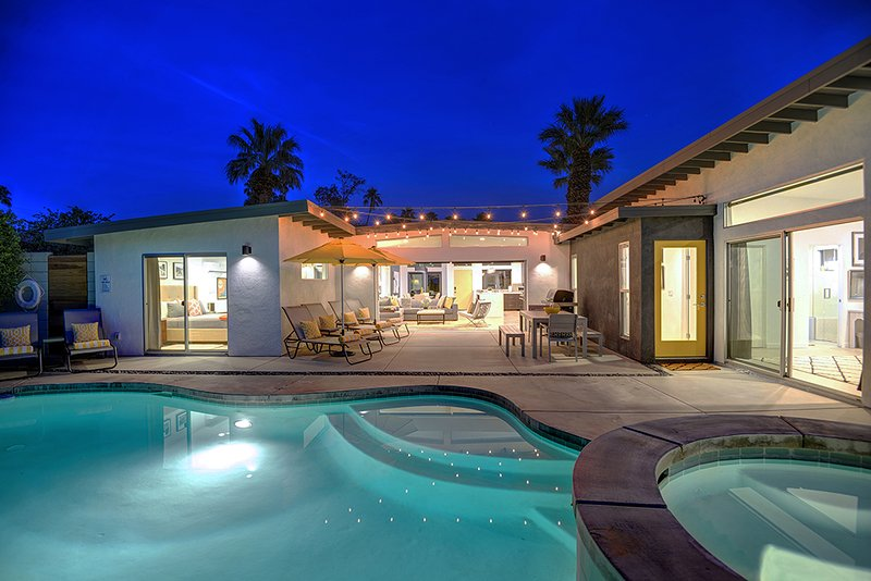Yellow Palms - Image 1 - Palm Springs - rentals