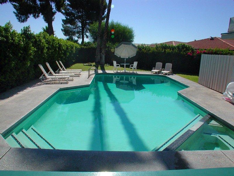 Palm Springs Getaway - Image 1 - Palm Springs - rentals