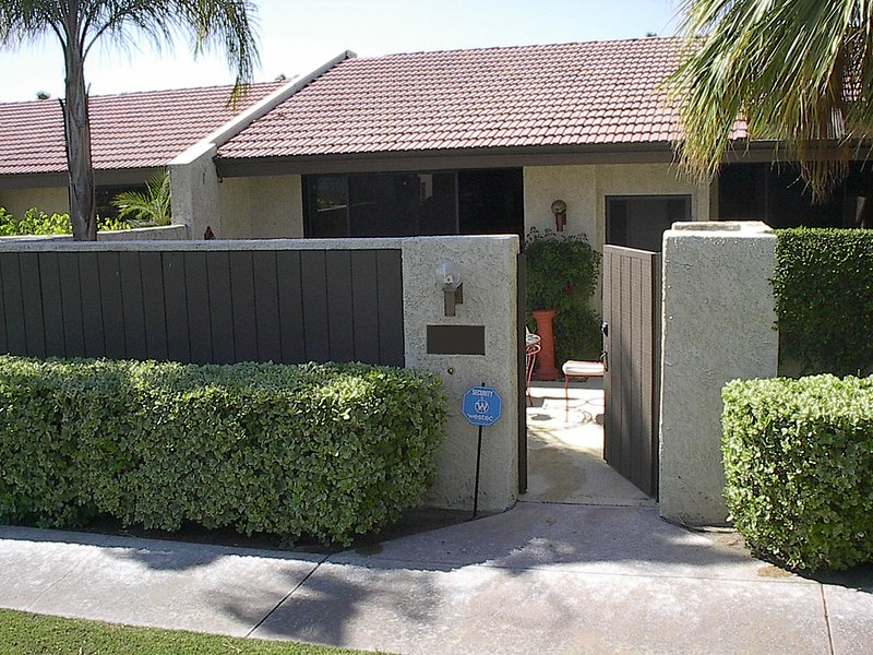 Palm Regency Bungalow - Image 1 - Palm Springs - rentals