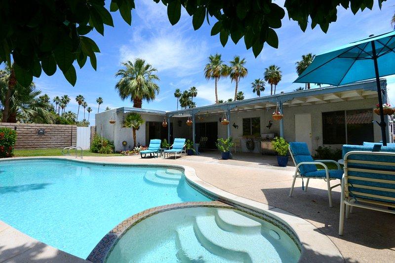 Casa Palo Fierro - Image 1 - Palm Springs - rentals