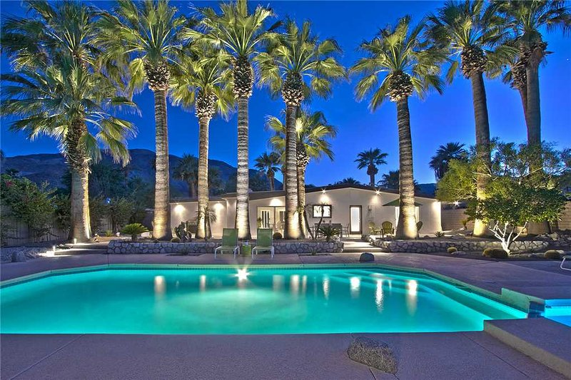 The Palm House - Image 1 - Rancho Mirage - rentals