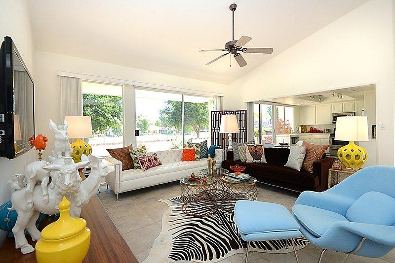Rancho Las Palmas Golf & Tennis Hideaway - Image 1 - Rancho Mirage - rentals