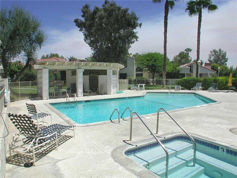 Casa Blanca Serenity - Image 1 - Palm Desert - rentals