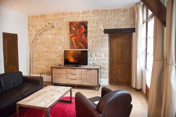 parisbeapartofit - Comfortable Condo 1BR terrace (151) - Image 1 - Paris - rentals